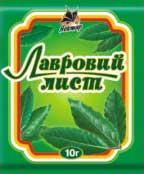 Leaf of laurel 10 g (100 pieces)