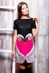Платье Swan