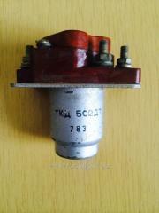 Contactor of TKD502DT