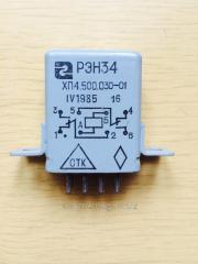 El relé REN-34 HP4.500.030-01