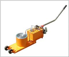 Hydrojacks like DG - with a loading capacity from