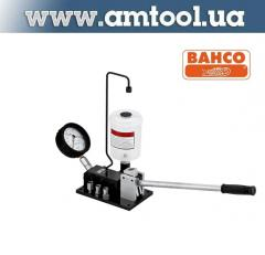 Bahco BE13ZL11 injector diesel testing the pump