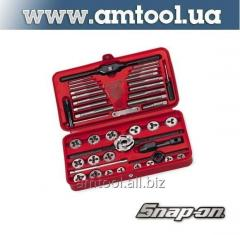 Set of the inch thread-cutting Snap-On TD2425 tool