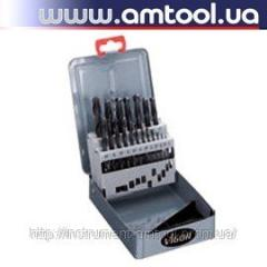 Set of drills, 19 pieces, Germany