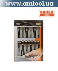 Set of Bahco Ergo BE-9886 screw-drivers