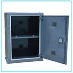Cases battery metal ShMB-M and ShMB-M-U for