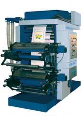 Máquinas flexográficas tipográficas
