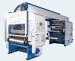 The laminator solventless LBS-1000 of Kiyevfleks