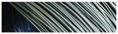 Rod iron from carbonaceous steel of ordinary