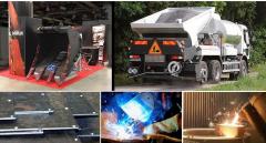 Steel wearproof (high-strength) productions Miilux
