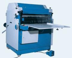 Equipamiento para la impresión flexográfica