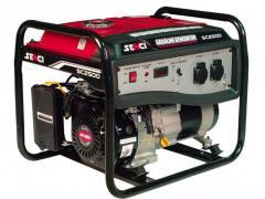Бензогенератор Senci SC2500-M