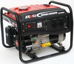 Бензогенератор Senci SC3250-M