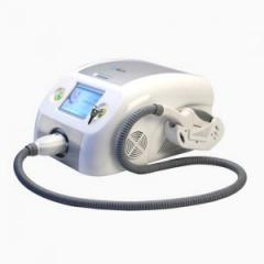 Device of photoepilation and photorejuvenation of