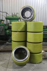 Wheels are polyurethane