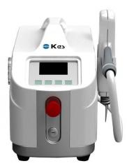The laser for removal of a tattoo of KES MED 800