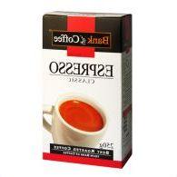 Coffee Espresso Gold ground by BQ package 250g