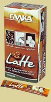 Coffee with Latte cream Caramel 10 stik / 18 g