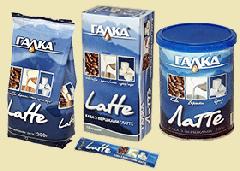 Coffee with m Latte cream / 200 g / 25