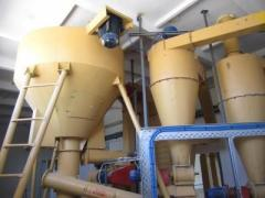 The equipment on biomass utilization