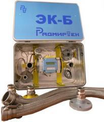 Installation of express control of EK-B G-160