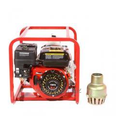 Бензиновая помпа (мотопомпа) грязевая WEIMA WMPW80-26, Патрубок 80мм  (бесплатная доставка)