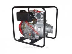 ACTION!! Diesel pomp of Weima WMC GZ100-30