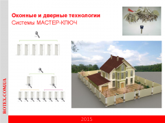 Window and door Master Key Kharkiv systems.