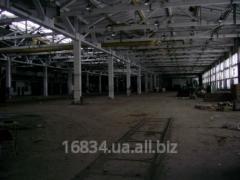 Складські приміщення в Луцьку