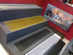 Внутрипольный конвектор Verano | Верано |
