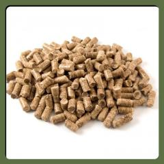 Wood pellets (pine)