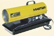 Нагреватели воздуха с прямым нагревом (Master)
