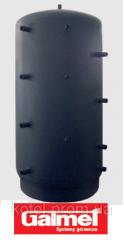 The thermal accumulator, buffer capacity of