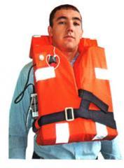 Vest stuffed saving ZhS-M
