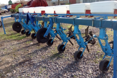 Cultivators, SK-8 hitches for zubovy harrows of