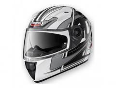 Мотошлем Caberg Vox Speed White-Black-Anthracite