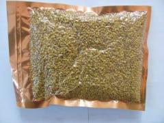 Пыльца (обножка пчелинная) в вакуумной упаковке по 200 грамм.