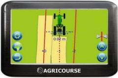 System of parallel driving AGRICOURSE PD