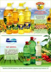 Vinegar of 9%-6% of TM of Dzherel