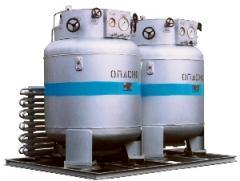 Oxygen technical liquid / medical