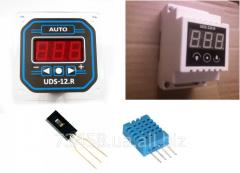 Hydrometer, humidity regulator, hygrometer