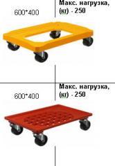 Carts platform plastic