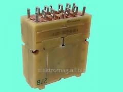 Реле электромагнитное промежуточное РЭП-11-220 27В