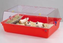 Клетка для морской свинки и кроликов TAMBURINO