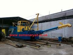 Available in warehouse the NSS 400/20-GR dredge.