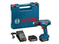 Drill Bosch GSR 1440-Li screw gun, packing case