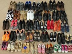 Footwear second-hand