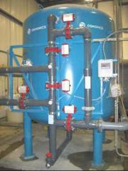 Установки очистки ливневых сточных вод