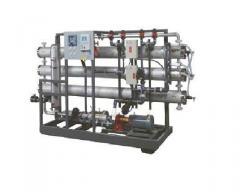 Системы очистки водопроводной воды обратноосмотические