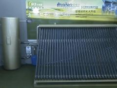 Солнечные  коллекторы, вакуумные трубки, с